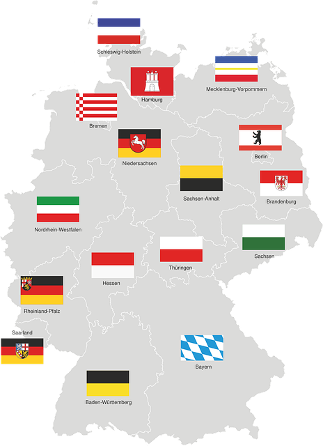 Mengetahui Kondisi Geografis dan Letak Astronomis Jerman