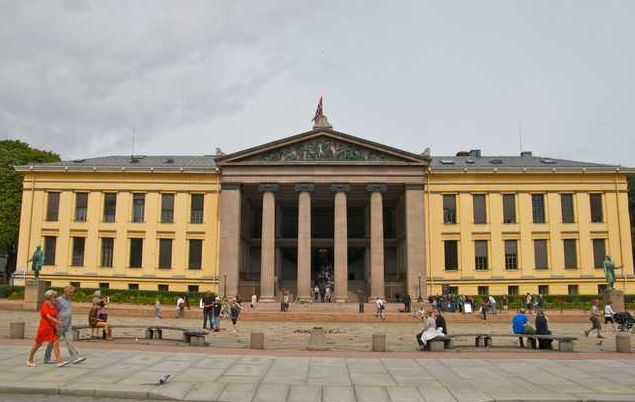 universitas di norwegia terbaik