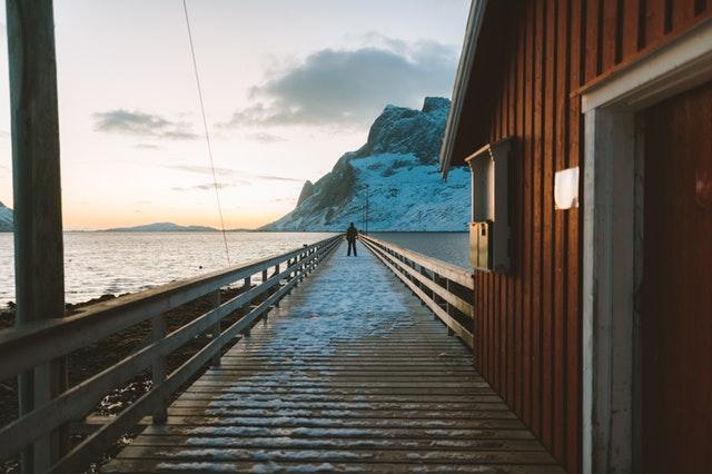 biaya kehidupan di norwegia