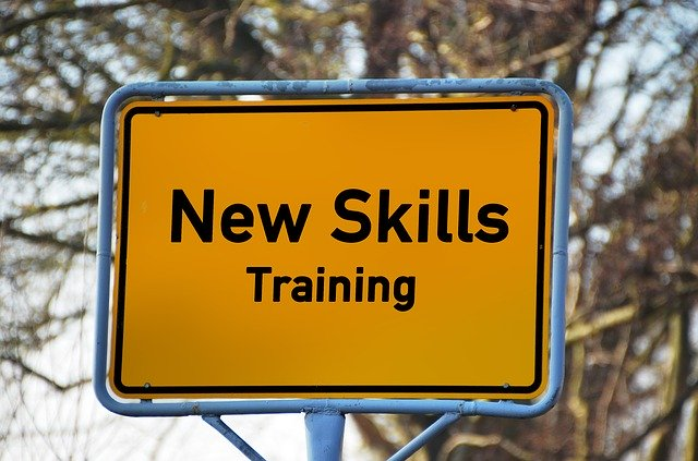 Memperlihatkan Skill yang Dimiliki
